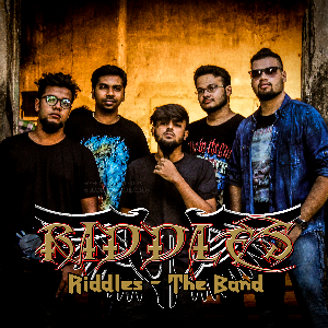 Riddles-The Band Profile Pic