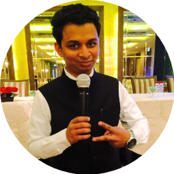 Anchor Anurag Pandey Profile Pic