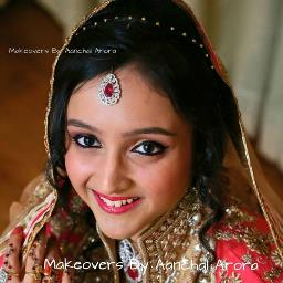 Aanchal Makeovers and Salon Profile Pic