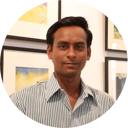 Amit Dewhare Watercolours Profile Pic