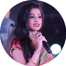 Anchor Anneysha Ghosh Profile Pic
