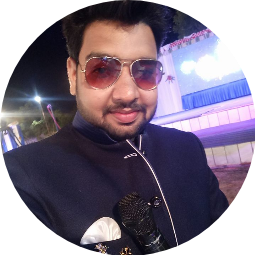 Anchor Himanshu Mawar Profile Pic