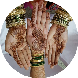 Archanas mehandi designs Profile Pic