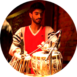 Arpit The Percussionist Profile Pic