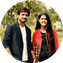 Atul and Riddhima Profile Pic
