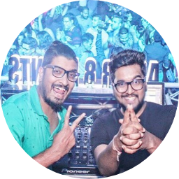 Anuj and Garry Profile Pic