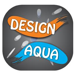 Design Aqua Profile Pic