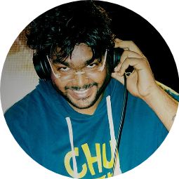 DJ Satish Profile Pic