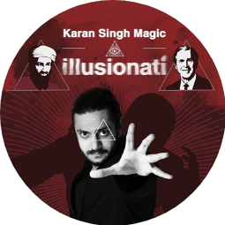 Karan Singh Magic Profile Pic