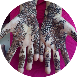 Forum sheth mehndi art Profile Pic