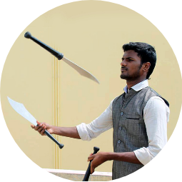 Juggler Prashanth Profile Pic