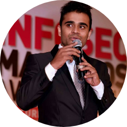 Mc Arun Giri Profile Pic