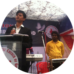 Pastor Anand Chhetri Profile Pic
