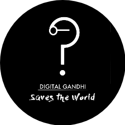 Digital Gandhi Profile Pic