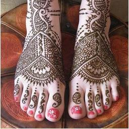 Bridal Mehandi Art Profile Pic