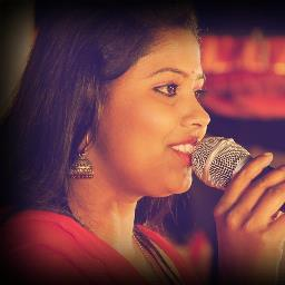 MC Sanjana R Profile Pic