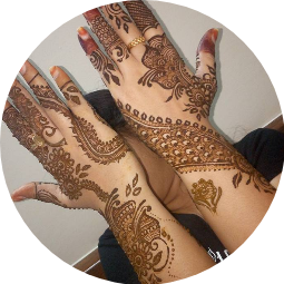 Mehandi Designs by Chandana Profile Pic
