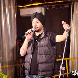 Parvinder Singh Comedy Profile Pic