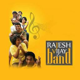 Rajesh Vijay and The Band Profile Pic