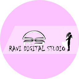 Ravi Digital Studio Profile Pic