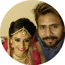 Sandeep Makeup Artist Profile Pic