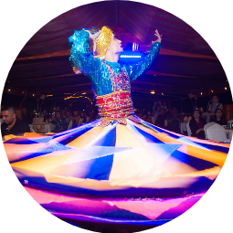 Tanoura Dance Profile Pic