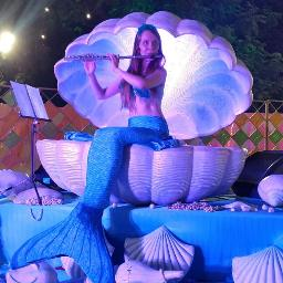 The Flute Mermaid Profile Pic