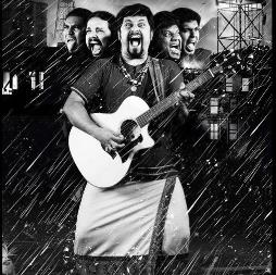 The Raghu Dixit Project Profile Pic