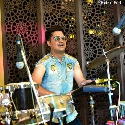 Veshesh the Percussionist Profile Pic