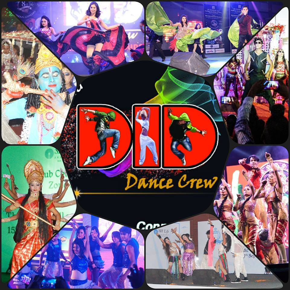 Diksha Dance Troupe DID Crew Profile Pic